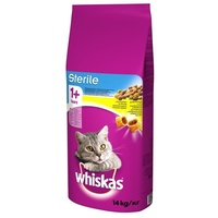 Whiskas 1+ Sterile Huhn 14 kg