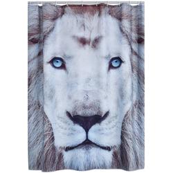 RIDDER Duschvorhang Lion bunt