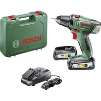 Bosch PSR 18 LI-2 inkl. 2 x 2,5 Ah (060397330H)