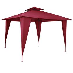 Deuba Pavillon Sairee, UV-Schutz rot