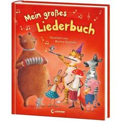 Loewe Verlag Mein gr.Liederbuch mit Gitarrengriff