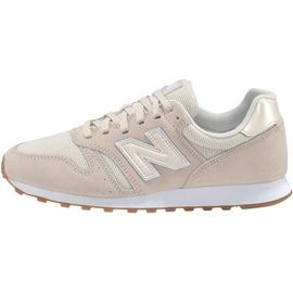 NEW BALANCE 373 beige cream white gum, 37