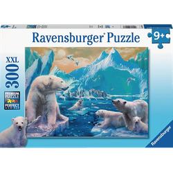 RAVENSBURGER Im Reich der Eisbären Puzzle Mehrfarbig
