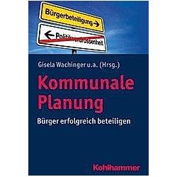 Kommunale Planung - Buch