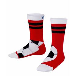 FALKE Socken FALKE Active Soccer Kinder Socken rot 27-30