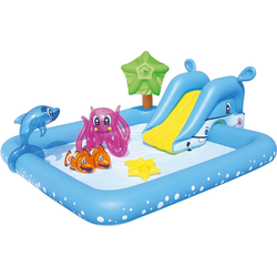 """Bestway Wasserspielzeug Wasserspielcenter """"Aquarium"""" 239 x 206 x 86 cm"""
