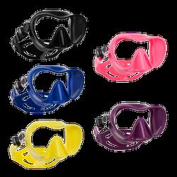 Scubapro Trinidad 3 Maske - Gelb