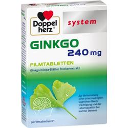 Doppelherz system GINKGO 240mg