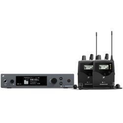 Sennheiser - ew IEM G4-TWIN-A Wireless Monitor Twin Set