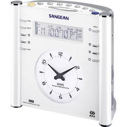 Sangean Atomic 30 Radiowecker UKW, MW AUX Weiß