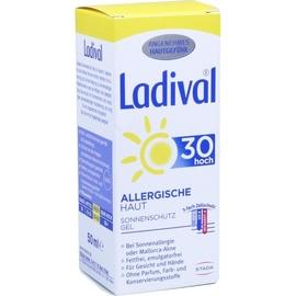 STADA Ladival Allergische Haut Gel LSF 30 50 ml