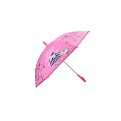 Vadobag Stockregenschirm Peppa Wutz Kinder Regenschirm Stockschirm, ∅ 72 cm, rosa