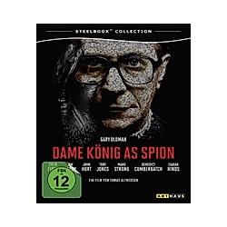 Dame König As Spion Steelcase Edition - DVD  Filme