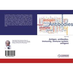 Antigen als Buch von Alyaa Farid