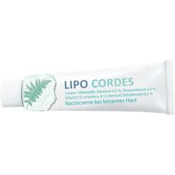 LIPO CORDES Creme 100 g