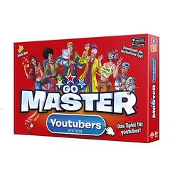 Go Master Brettspiel - Youtubers Edition Brettspiele