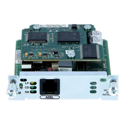 Cisco - HWIC-1ADSL-M= - 1-port ADSL HWIC w/Annex M