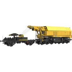 Roco 73035 Digital-Eisenbahndrehkran, DB