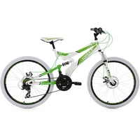 RH 41 cm weiß/grün