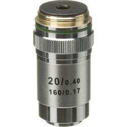 Bresser Optik DIN-Objektiv 20x 5941020 Mikroskop-Objektiv 20 x Passend für Marke (Mikroskope) Bress