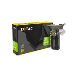 Zotac GeForce GT 710 ZONE Edition, HDMI, DVI-D, VGA Grafikkarte (2 GB)