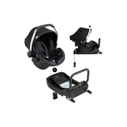 Hauck Babyschale Babyschale Comfort Fix inkl. Isofix Base, black