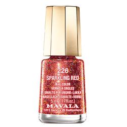 Mavala Nagellack Show Time Sparkling Red 5 ml