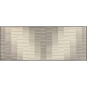 wash+dry Fußmatte, Linus 75x190 cm, innen und außen, waschbar