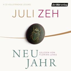 Neujahr als Hörbuch CD von Juli Zeh
