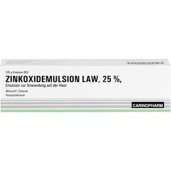 ZINKOXID Emulsion LAW 100 g