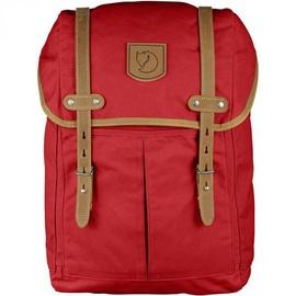 Fjällräven Rucksack No.21 Medium red