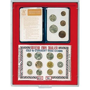 LINDNER Das Original Münzbox Standard ohne Facheinteilung