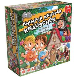 Jumbo Spiele - Knusper Knusper Knäuschen