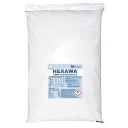 Dreiturm HEXAWA Vollwaschmittel, Phosphatfreies Waschpulver zur Aufbereitung von Wischtextilien, 10 kg - Sack