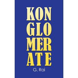 Konglomerate als Taschenbuch von G. RAI