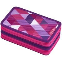 Herlitz Triple decker pink cubes 31-tlg.