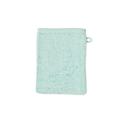 Ross Waschhandschuh Vita in mint, 16 x 22 cm