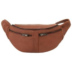 WouWou Gürteltasche, elastisch braun Damen Handtaschen Taschen Gürteltasche