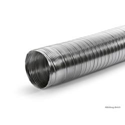 A-PXO Alu-Flexschlauch rund, Schlauch, Ø 152 mm, gestauchte Länge 400 mm