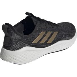 adidas Fluidflow W core black/tactile gold metallic/grey six 41 1/3