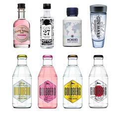 Gin & Goldberg Tonic Tasting Set No.2