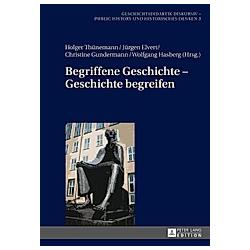 Begriffene Geschichte - Geschichte begreifen - Buch