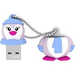 EMTEC USB-Stick Animalitos Marine Lady Pinguin 16 GB