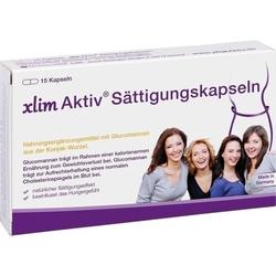 XLIM Aktiv Sättigungskapseln 15 St.