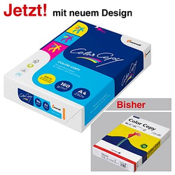 mondi Laserpapier Color Copy DIN A4 160 g/qm 250 Blatt