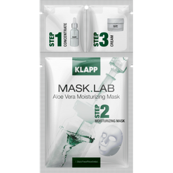 Klapp Mask Lab Aloe Vera Moisturizing Mask
