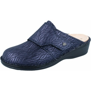 FINN COMFORT Aussee Damen Clogs blau blue/Fall