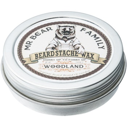 Mr Bear Family Woodland Bartwachs 30 ml