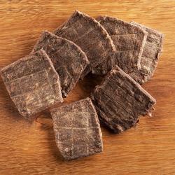 alsa-nature Pferdefleisch-Kekse, 200 g, Breite: ca. 4 cm, Länge: ca. 5 cm, Hundefutter - ca. 5 cm