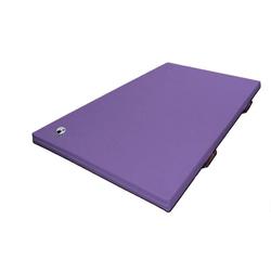 KIGA Turnmatte - 150 x 100 x 6 cm - Lila